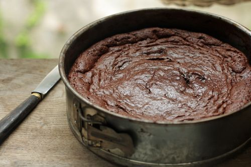 A rich, delicious, dark Chocolate Cake Recipe with the addition of prunes! A great, super-moist chocolate cake that everyone will love.