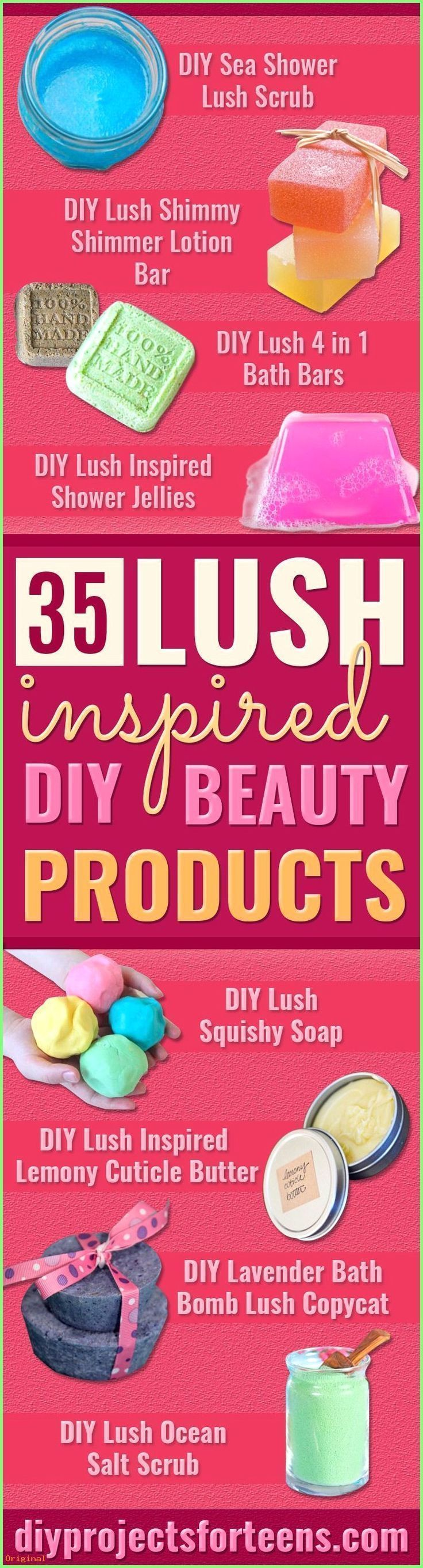 50 Skin Care DIY Lush Inspired Recipes How To Make Sumptuous Products Like # 1 …  –  Hautpflege-Rezepte