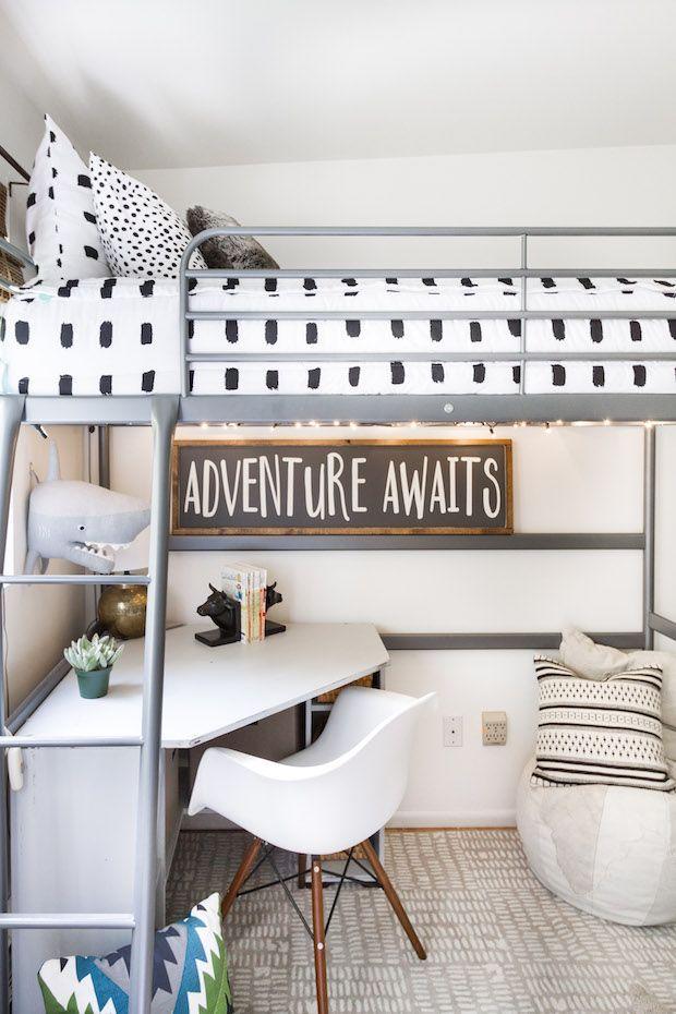Top 25+ best Boys bedroom decor ideas on Pinterest Boys room - ideas for a small bedroom