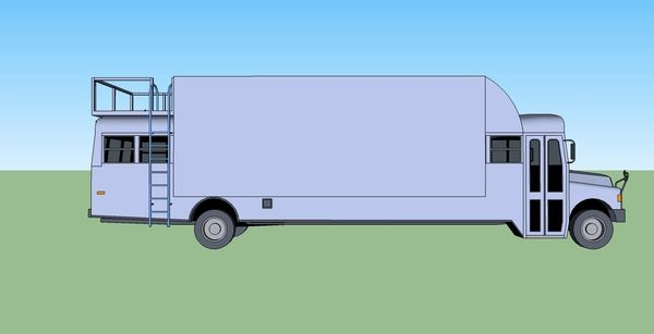 1000 Images About School Bus Conversions On Pinterest