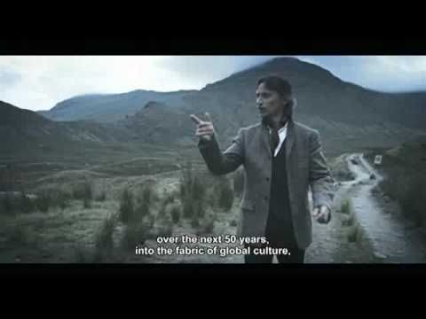 Johnnie Walker - The Man Who Walked Around The World. This ad is amazing. A history lesson, an innovative idea for an advertisement, and the genius notion of using the incomparable Robert Carlyle. I love scotch whiskey, and I love Johnnie Walker. I've even had the opportunity to have tasted the Blue Label, which is heavenly. This ad also reinforces my definitive conclusion that nothing is sexier than a Scotsman. Listening to Mr. Carlyle's brogue in particular makes me melt.