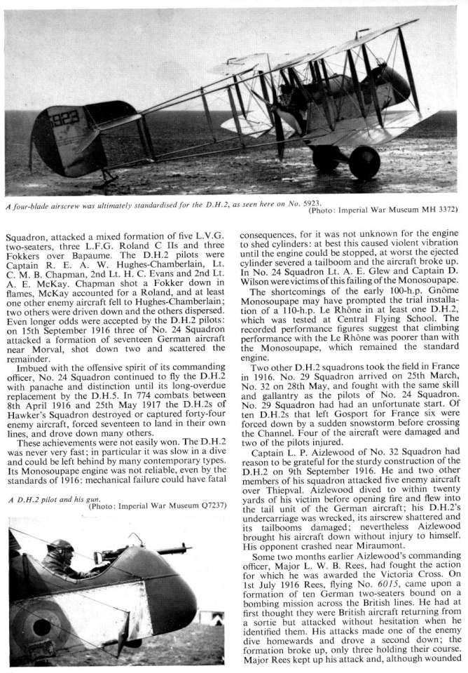 De Havilland DH2 (91) Page 08-960