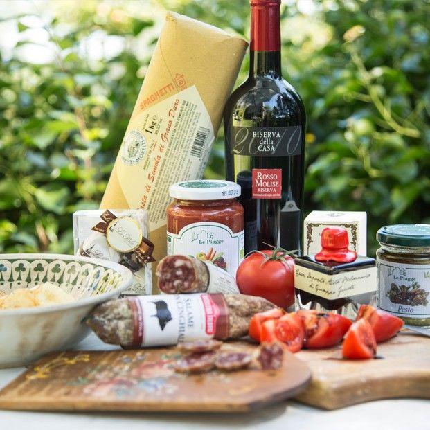 Italien Geschenkbox - Delikatessenversand
