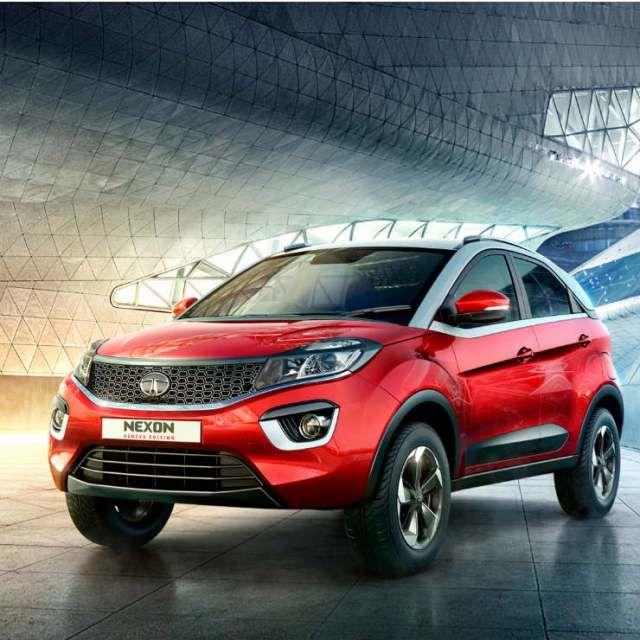 Tata Nexon Hexa Help Tata Motors Beat Ford In Indias Utility Vehicle Segment Ford Ecosport Car Sport Utility Vehicle