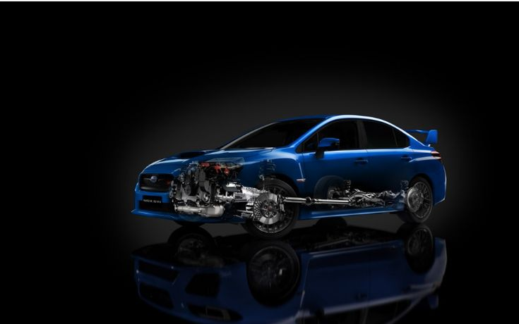 Your Wait Is Over: The NEW 2015 #Subaru WRX STI Revealed!  Hit the pic to watch the #exclusive 'WRX World Premiere'... #carporn