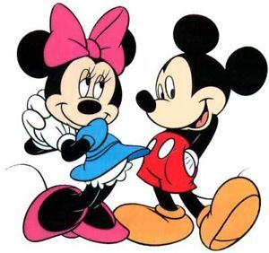 271 best Minnie Mouse  Mickey Mouse images on Pinterest