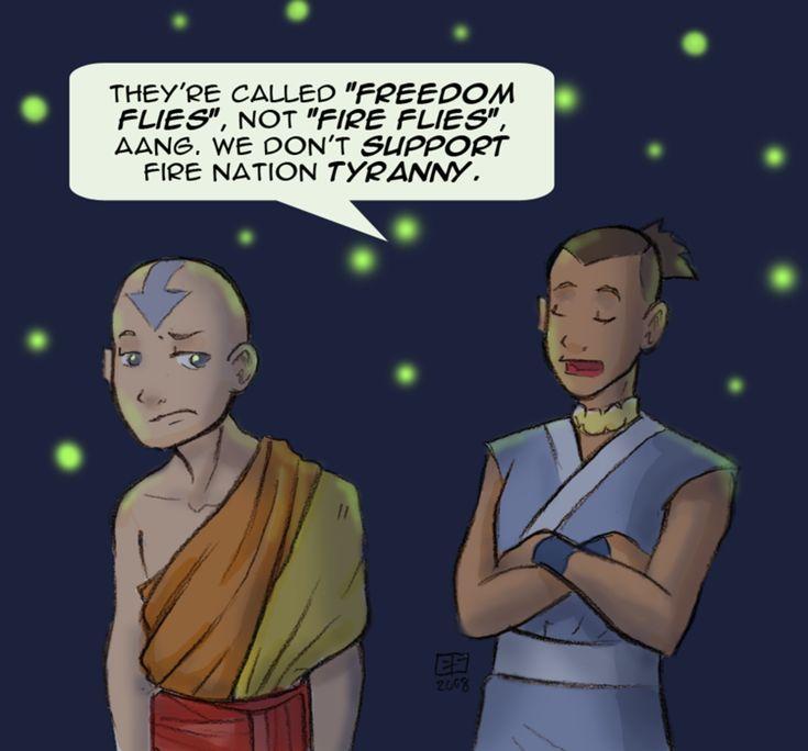 Of course not.: Avatar Not, Avatar State, Deviantart, Atla Lok, Avatar The Last Airbender, Avatar Aang Korra, Avatar Tla, Avatar Verse, Avatar Gagstrips