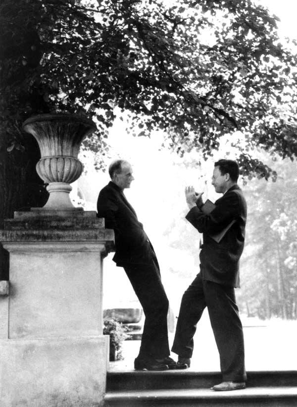 Dirac and feynman