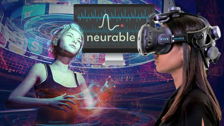 Neurable VR Extension of Your Brain – BCI