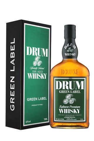 Astidama Distillery, Indonesia's first whisky distillery, is proud to present Drum Green Label Premium Whisky. PT Dewata Kencana Distribusi   Jl. Gatot Subroto Timur No. 7, Denpasar   P +62 811 380 9299 - See more at: http://www.letseatmag.com/article/going-green#sthash.Yvl9xpvQ.dpuf