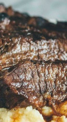 Maple Smoked Brisket (Instant Pot or Slow Cooker Recipe)