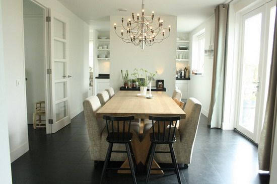 Long Wood Dining Room Table Sets Great Way to Buy Dining Room Furniture
