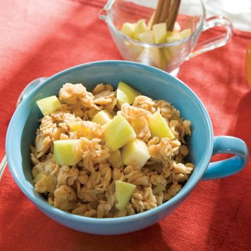 88 best healthy recipes with nutrition facts images on pinterest homemade apple cinnamon oatmeal recipe forumfinder Gallery