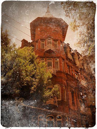 Edificio de las Brujas