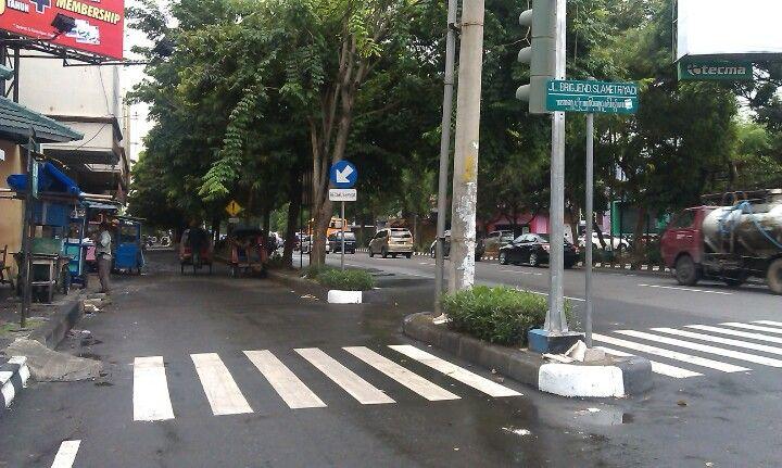 Slamet riyadi street