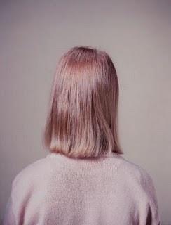 Marjaana Kella: Hair Colors, Dreams Hair, Soft Pink, Pink Colors, Pastel Pink, Dusty Pink, Marjaana Kella, Pink Cardigans, Bobs Hair