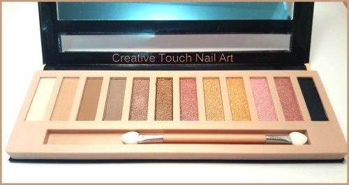 Buy ROMANTIC BEAUTY - NUDES EYESHADOW - 12 COLOR PALETTEfor R97.00