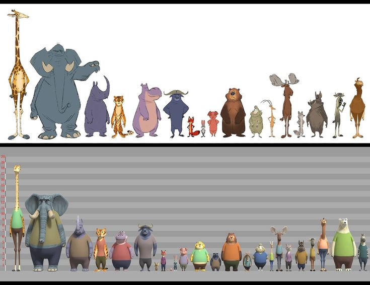 Zootopia 2016 - Concept Arts | CG Daily News