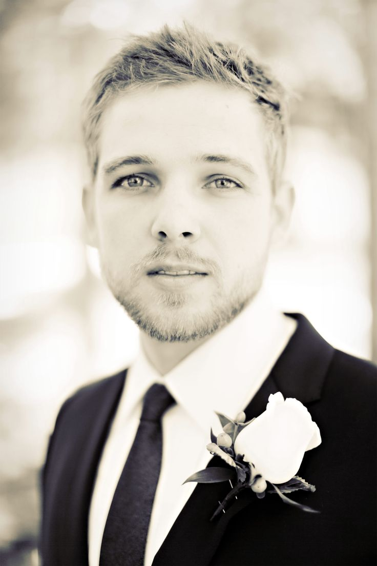 Max Thieriot U0026 39 S Wedding Portrait By Becker  More From His