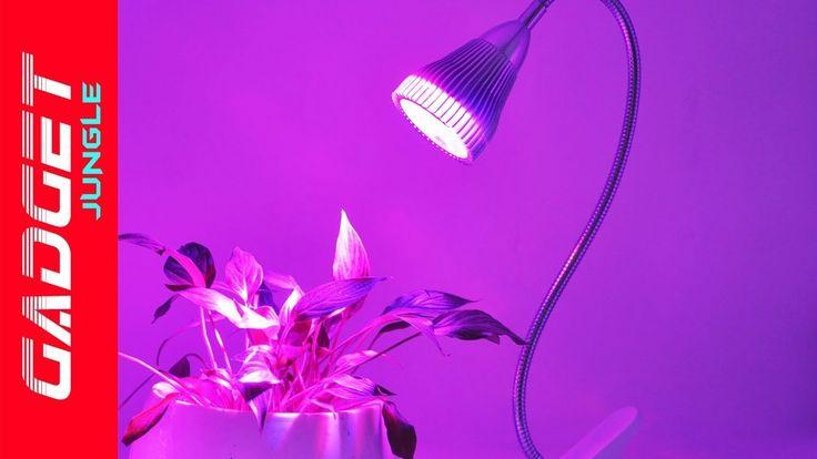 Best Led Grow Light For The Money 2018? Aptoyu LED Plant Grow Light Review