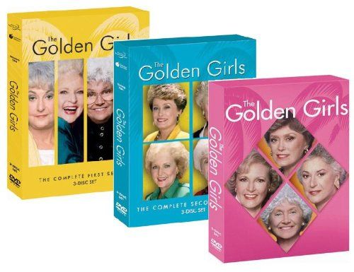 Amazon.com: The Golden Girls - The Complete First, Second ...