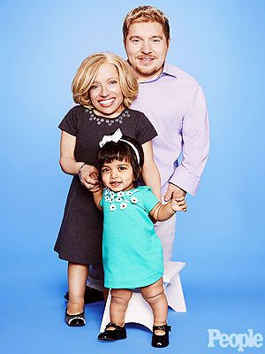 Meet The Little Couple's New Daughter, Zoey....too cute...such an inspirational couple...