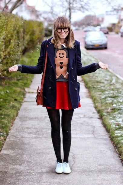 Formas de combinar tu Ugly #Christmas #Sweater sin morir en el intento