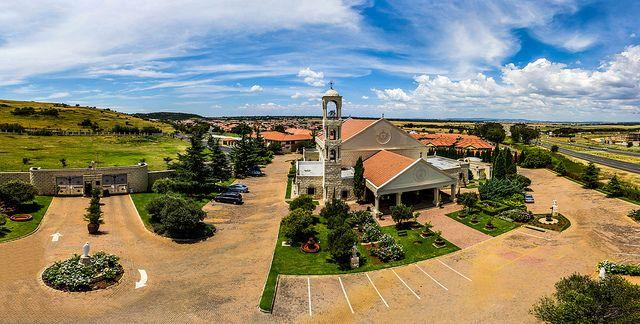 Maronite Church Outside, Mulbarton Johannesburg