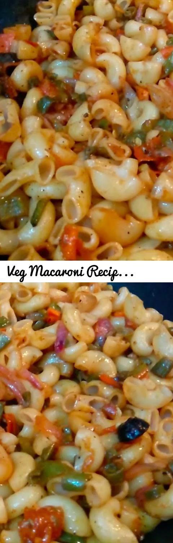 Veg Macaroni Recipe, Vegetarian Pasta Recipes, Indian Style Pasta Recipe, Indian Pasta Recipes... Tags: macroni, kid's recipe, indian food recipe, party starter, how to make macroni, lunch, breakfast, food, recipe, sanjeev kapoor, kitchen, sanjeev, nisha, kids lunch box recipe, lunch box recipe, healthy recipes, easy to make recpies, veg pasta, Nalini's kitchen, nalini, tea time snacks, tea time snacks