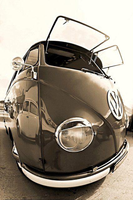 #combi #vw #campingcar #vintage