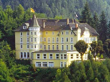 Castle hotel Black Forest Germany Freiburg Breisgau ...