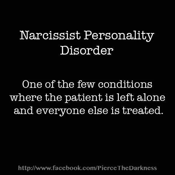Narcs rarely seek professional help, because they don't believe they are wrong. Therapy statistically has not been particularly effective treating narcissism.