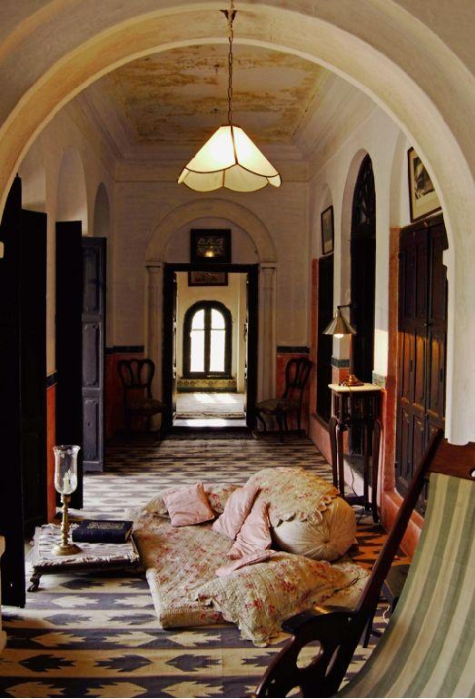 Memories are made of-Muzaffir Ali : Inside Outside Magazine.  Muzaffar Ali's Family Home in Kotwara