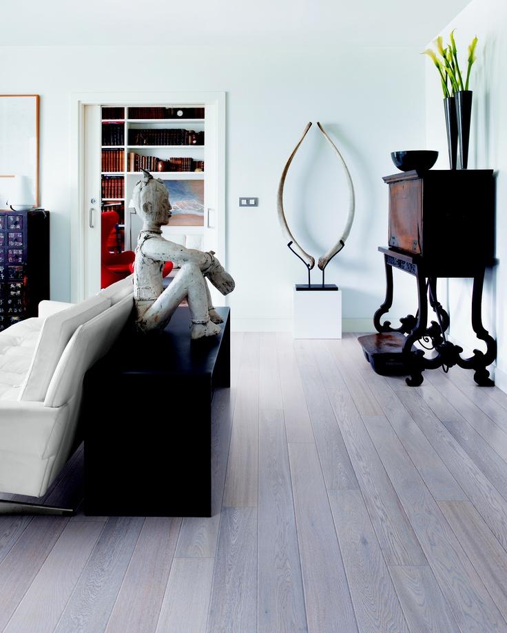 Alpen Parkett Smart Grey Oak by Woodco