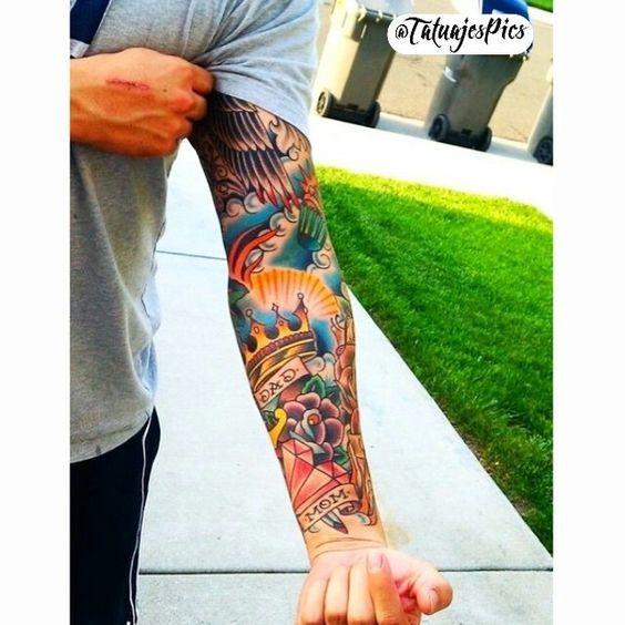 Tattoos   Tatuajes   Hombre