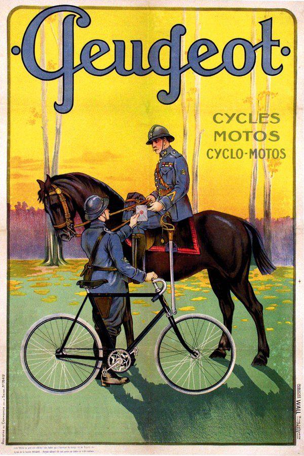 Cycles motos Peugeot