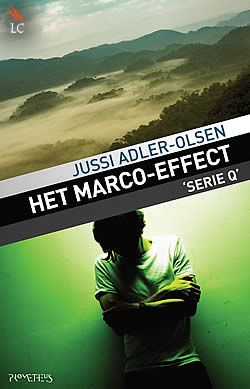 """Het Marco-effect"""" van Jussi Adler-Olsen"""