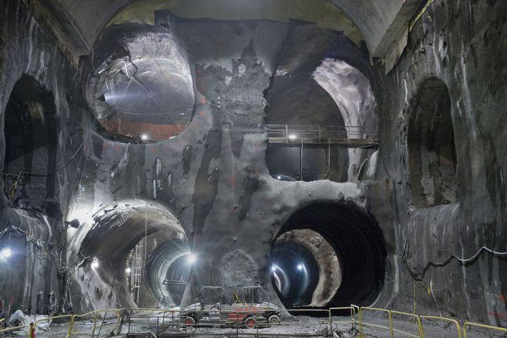 La Sous-Terre (tunnels)