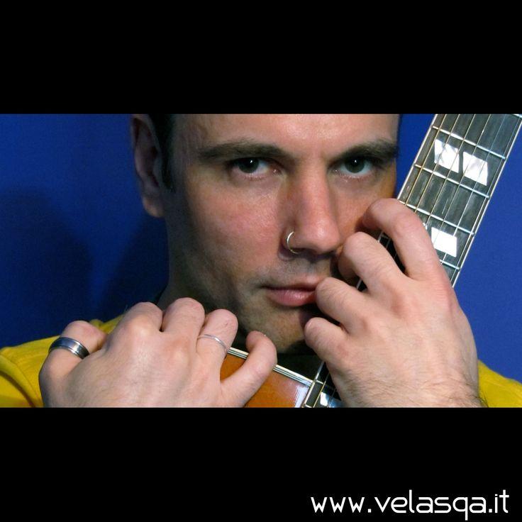 """""""La mia Vita senza Musica sarebbe solo un'esistenza"""". (Velasqa) www.velasqa.it"""