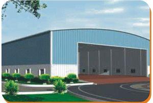 Pre Engineered Steel Buildings Manufacturer Uae