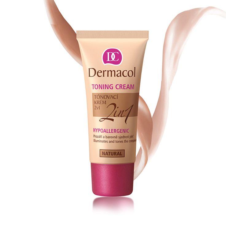Dermacol 2 in 1 Moisturizing cream foundation 30ml dermacol concealer tatoo crretivo foundation dermacol base dermacol up cover