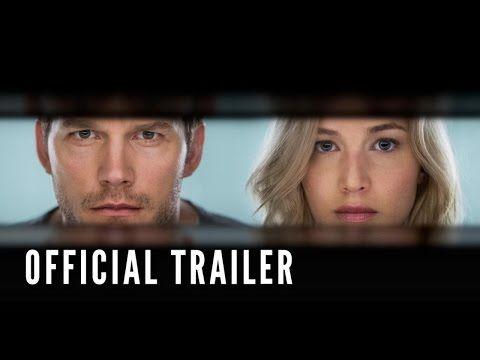 Passengers (2016) - Trailer - Trailer Video: Morten Tyldum's Passengers (2016) set the internet on fire with over 8.6… #Video #Adventure