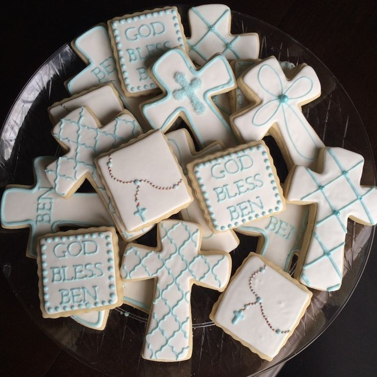 First Communion Cookies                                                                                                                                                                                 Más