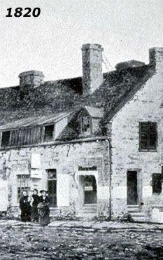 Une maison de 1820