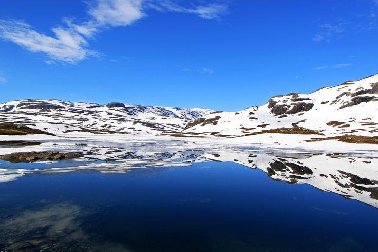 Ståvatn ved Haukeliseter. Norway. https://www.flickr.com/photos/46637435@N04/sets/72157645276804996/