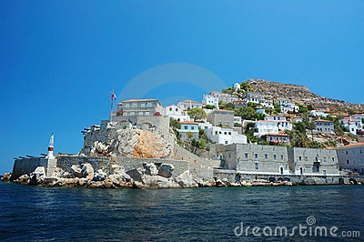 Hydra island - Saronic Island of Greece by Iuliia Kryzhevska, via Dreamstime