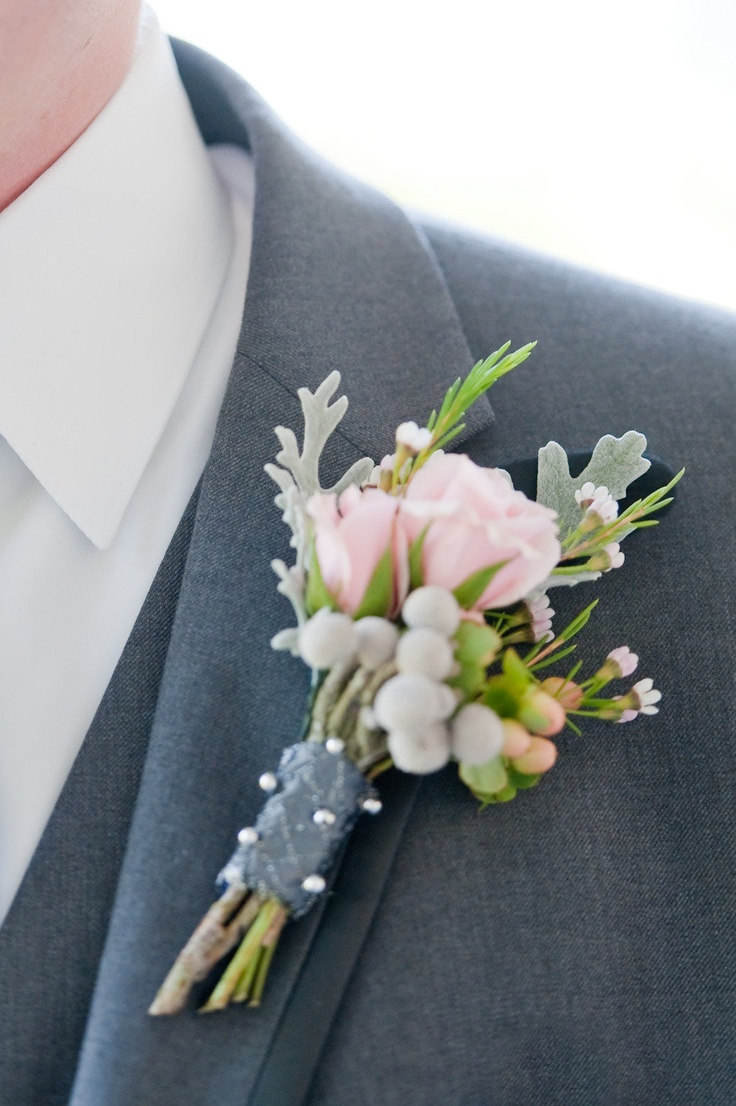 Букет без бутоньерки, цветы