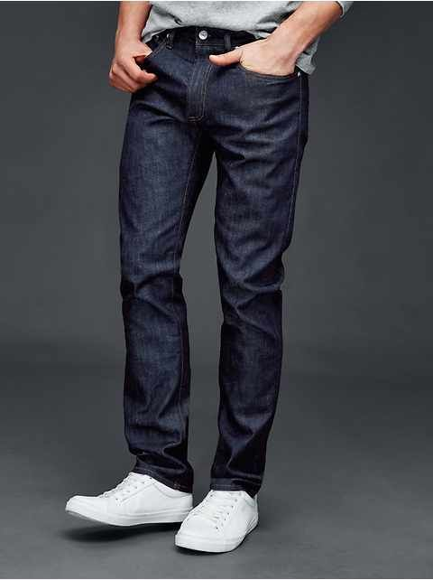 Men's Jeans: straight-fit jeans, boot-cut jeans, loose fit, relaxed fit jeans | Gap