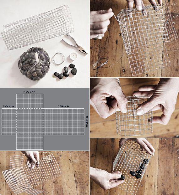 die besten 20 metallgitter ideen auf pinterest. Black Bedroom Furniture Sets. Home Design Ideas