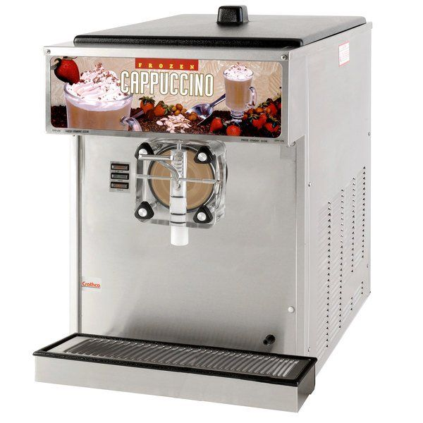 Crathco 5711 Single Countertop Frozen Beverage In 2020 Drink
